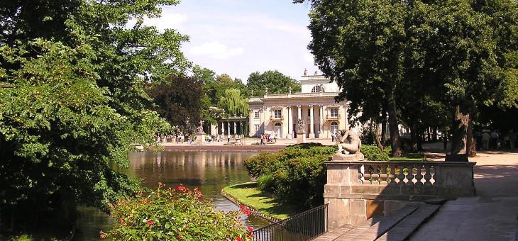 Największe atrakcje turystyczne Warszawy