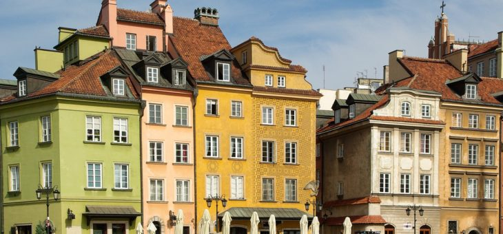 Warszawa centrum – noclegi