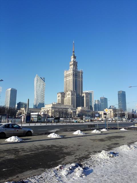 Hotel Residence Warszawa centrum